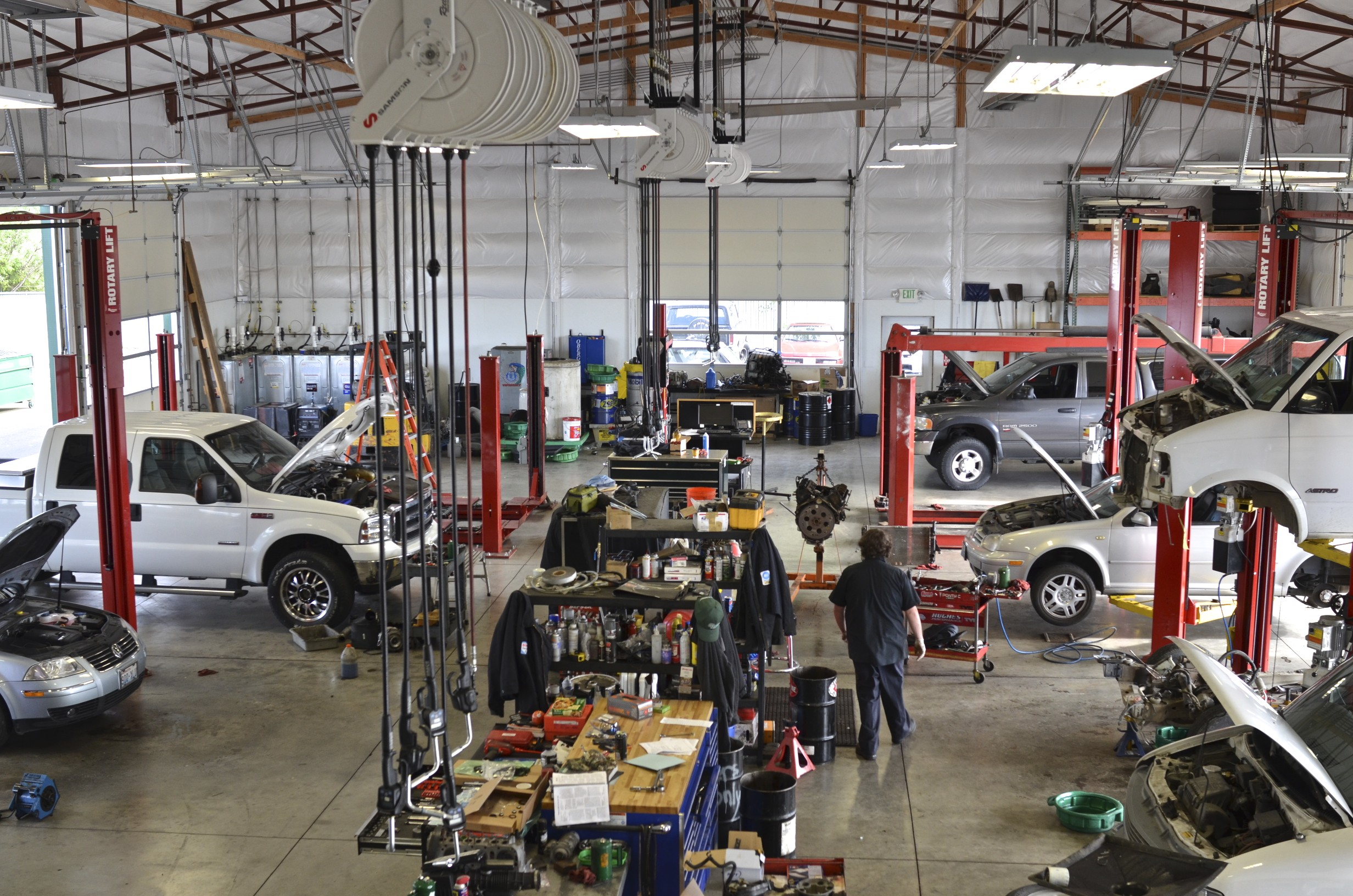 Auto Repair Shop Business Plan Sample