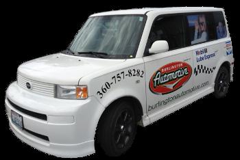Burlington Automotive Shuttle Service Burlington