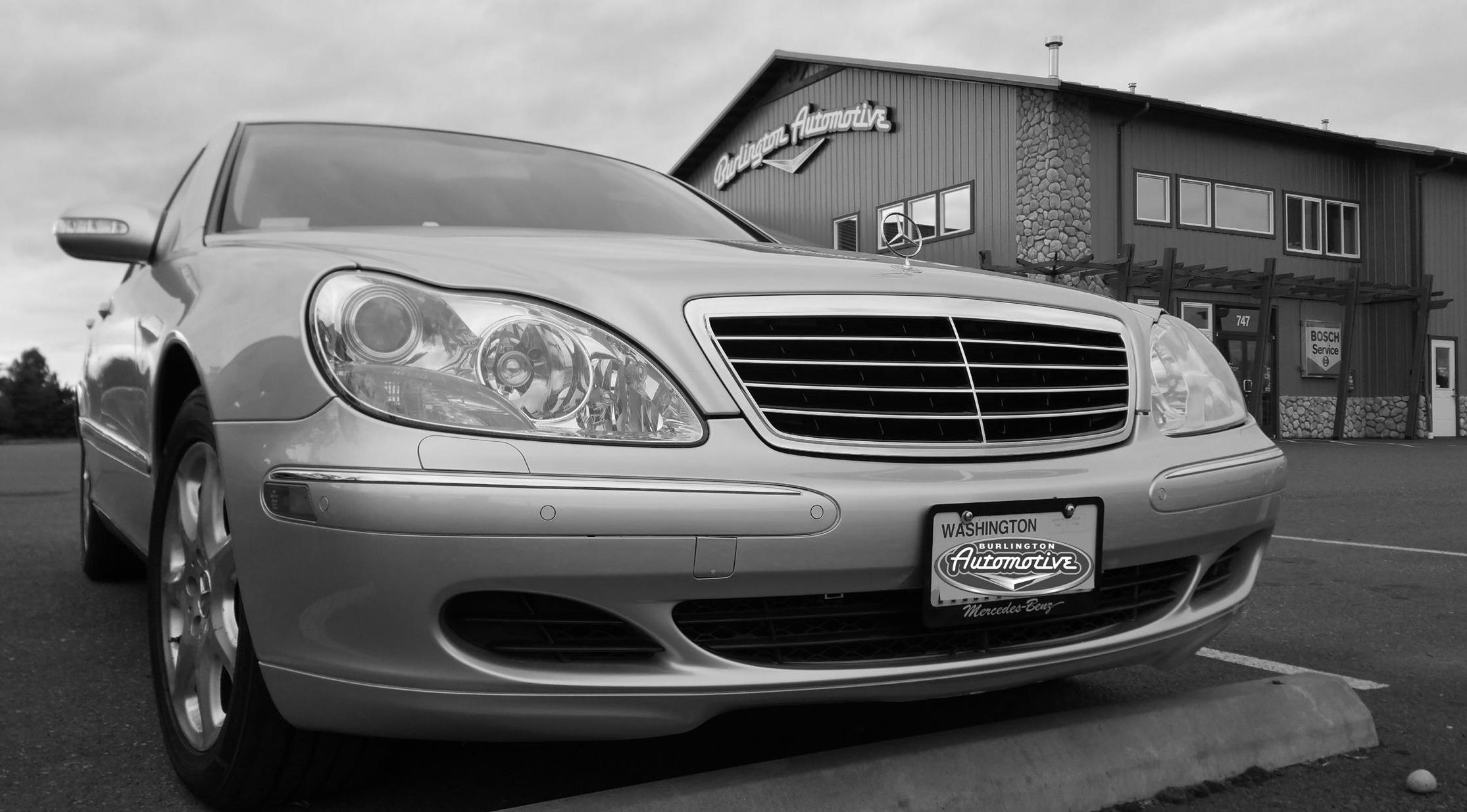 Burlington Washington Mercedes