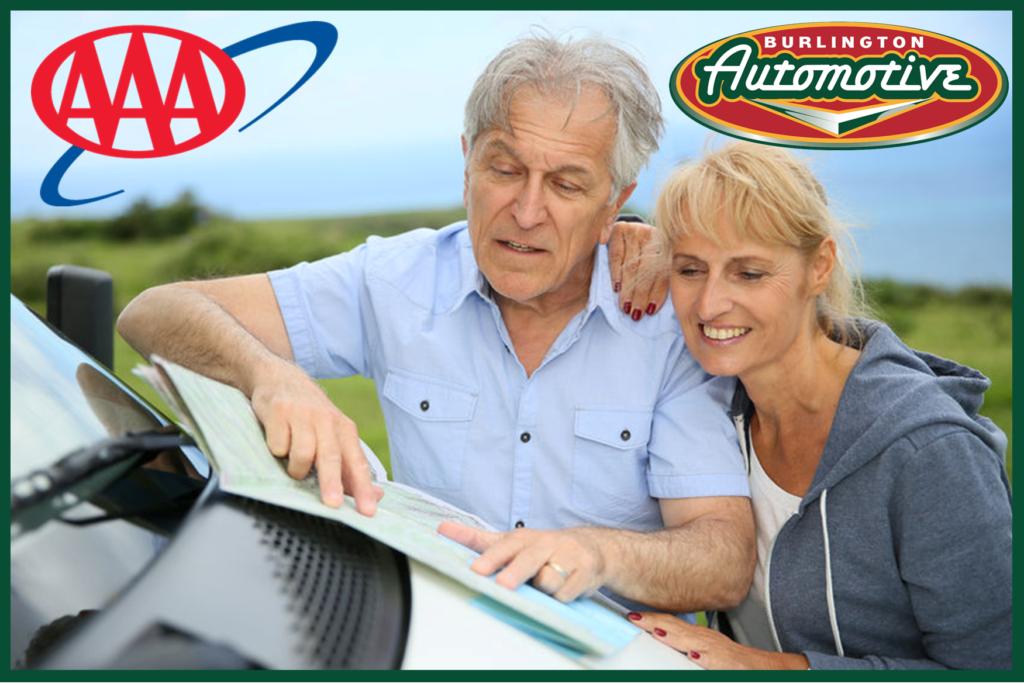 Summer AAA BUrlington Automotive